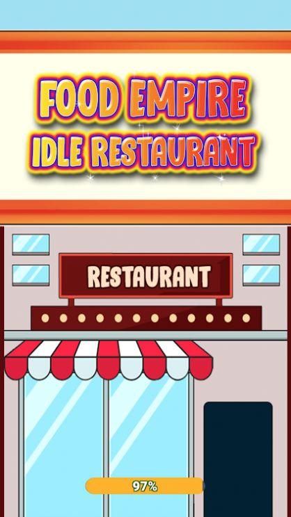 食品空闲餐厅中文版